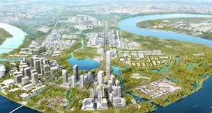Lập Báo cáo đánh giá tác động giao thông - Empire City Lô 2-13 (MU1, MU2, MU3) Khu đô thị mới Thủ Thiêm, Q. 2, TP HCM