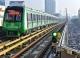 Tuyến đường sắt Cát Linh - Hà Đông chạy thử toàn tuyến