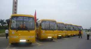 Lập báo cáo đầu tư, hồ sơ thiết kế tuyến, hồ sơ dự toán và hồ sơ mời thầu 05 tuyến buýt mở mới