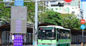 Tư vấn khảo sát, lập hồ sơ TKKT khai thác tuyến, dự toán kinh phí trợ giá trên 39 tuyến xe buýt