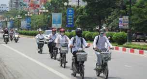 Nghiên cứu tình hình tham gia giao thông của học sinh THPT tại Hà Nội và đề xuất giải pháp cải thiện những nguy cơ, tiềm ẩn