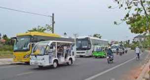 Điều tiết giao thông đường bộ kết hợp quản lý hoạt động vận tải hành khách đường bộ thành phố Hội An đến năm 2035, tầm nhìn 2050