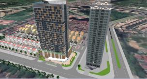 Lập báo cáo đánh giá tác động giao thông - Dự án: Khu hỗn hợp cao tầng, khách sạn, thương mại, dịch vụ Hải Âu Hotel