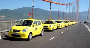 Điều chỉnh quy hoạch phát triển vận tải hành khách bằng xe Taxi trên địa bàn thành phố Đà Nẵng