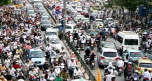 Đánh giá tác động giao thông (TIA) ở thành phố Hà Nội