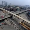Chỉnh trang đảm bảo giao thông đường Nguyễn Trãi - Trần Phú